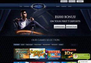 Lincoln Casino Reviews