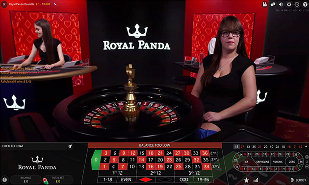 royal panda casino reviews