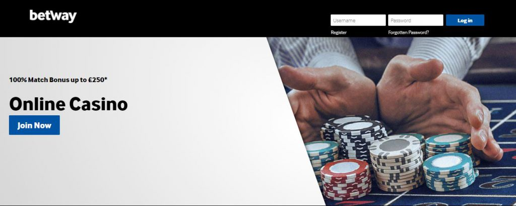 Betway Casino Reviews